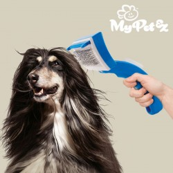 Cepillo Quitapelos Mascotas