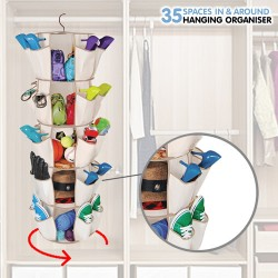 Organizador de Zapatos y Complementos