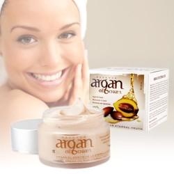 Crema Hidratante de Argán