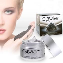 Crema Antiarrugas Extracto Caviar