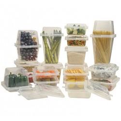 Envases de Plástico 20 piezas