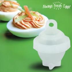 Cuece Huevos más separador de claras