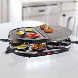 Raclette Grill y Piedra