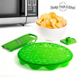 Kit Patatas Fritas Microondas