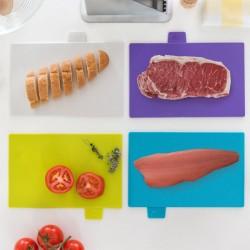 Tablas de Cocina con Soporte 5 piezas)
