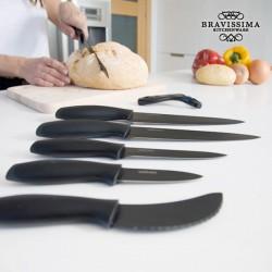 Cuchillos Cerámicos Profesionales (7 piezas)
