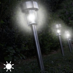 Antorcha Solar Jardín (pack de 5)