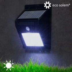 Luz Solar con Sensor Movimiento