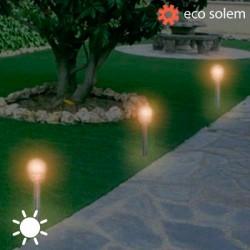 Lámpara -Solar