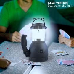 Lámpara-Linterna de Camping