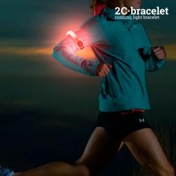 Brazalete Deportivo LED de Seguridad