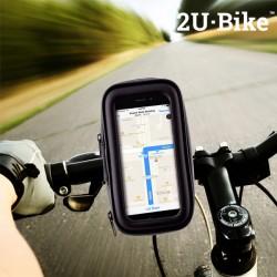 Funda con Soporte de Móvil para Bicicletas