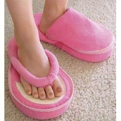 Zapatillas Viscoelásticas Pedicura