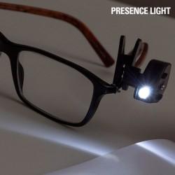 Clip LED 360º para Gafas Presence Light