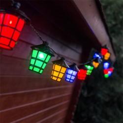 Guirnalda LED Farolillos