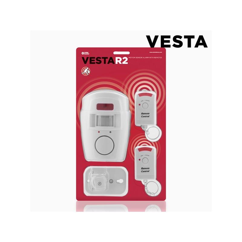Alarma inal mbrica con sensor de movimiento - Sensores de movimiento con alarma ...