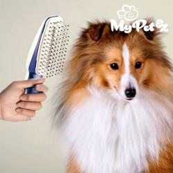 Cepillo Iónico Mascotas