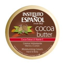 Crema hidratante Cacao