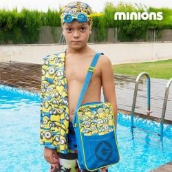 Equipo Minions para piscina o playa