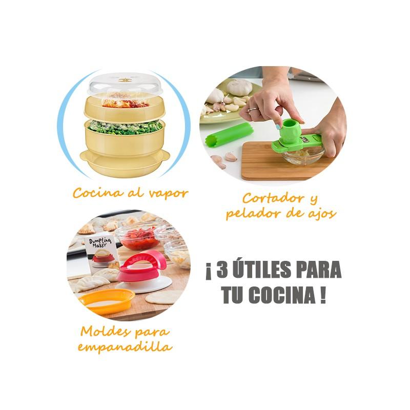 Kit utiles para cocina for Utiles de cocina