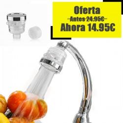 Ecogrifo con Filtro Purificador de Agua