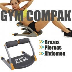 Aparato Musculación Gym Compak
