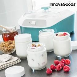 Yogurtera Vintage con 6 Tarros
