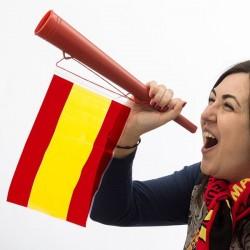 2 Trompetas Bandera de España