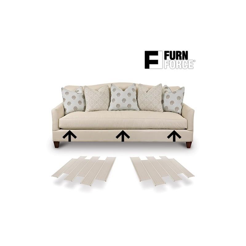 Como arreglar un sofa hundido trendy beautiful foto for Reparar sofa polipiel
