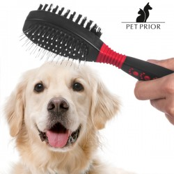 Cepillo Doble Cara para Mascotas